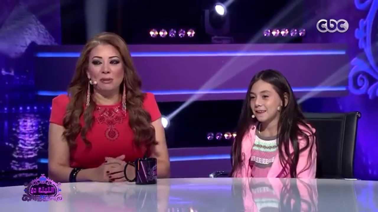 انتصار وابنتها