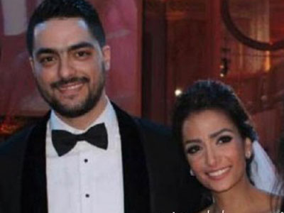حسن الشافعي وزوجته