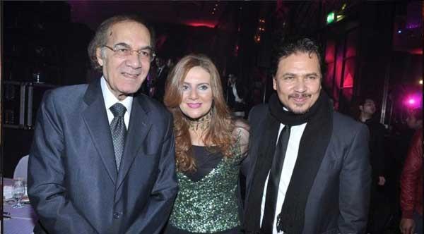 محمود ياسين ورانيا محمود ياسين