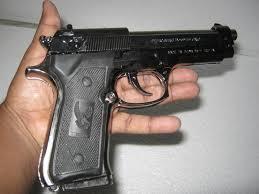 مسدس - حالات وفاة غريبة