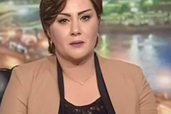 بالفيديو حياة الدرديري تنهار على الهواء بسبب صورة مخلة بالشرف