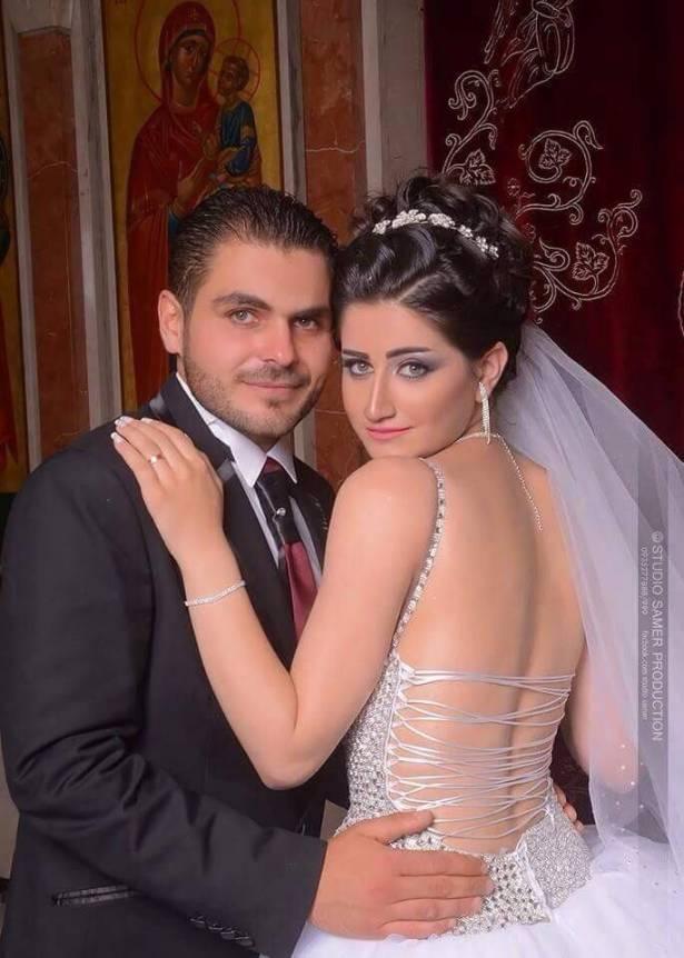 العروس اللبنانية المقتولة