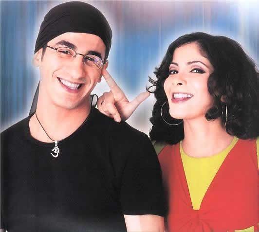 أحمد حلمي ومنى زكي2