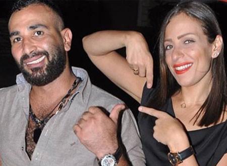 احمد سعد وريم البارودي3