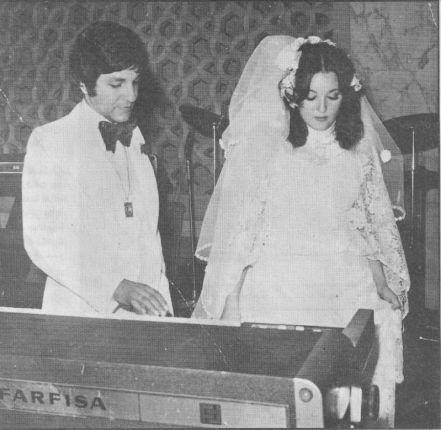 نهال عنبر وزوجها السابق مجدي الحسيني