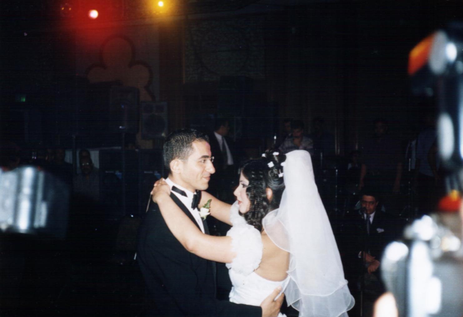 أحمدحلمي ومنى زكي