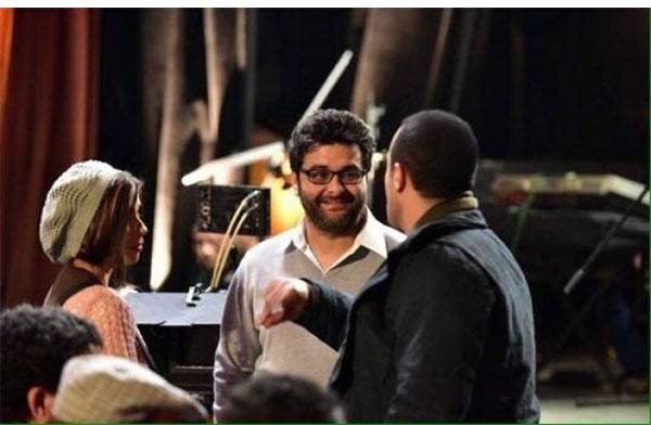 احمد السقا و منى زكي