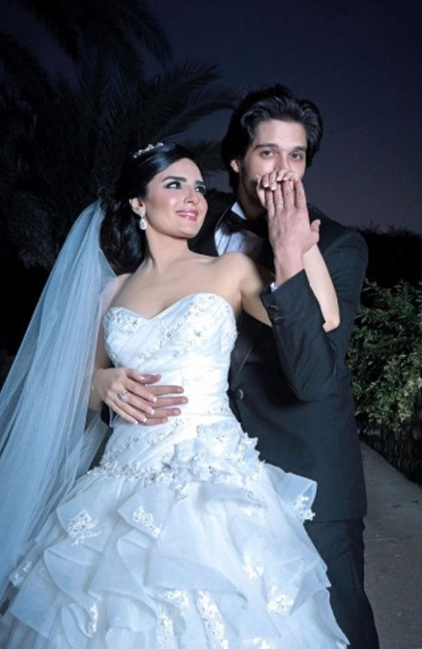 عمر خورشيد و ياسمين جيلاني