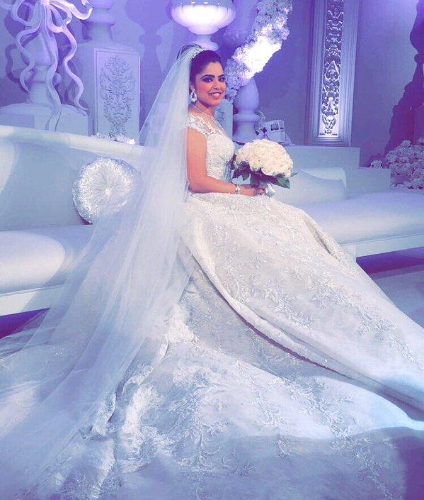 زفاف سارة الصباح