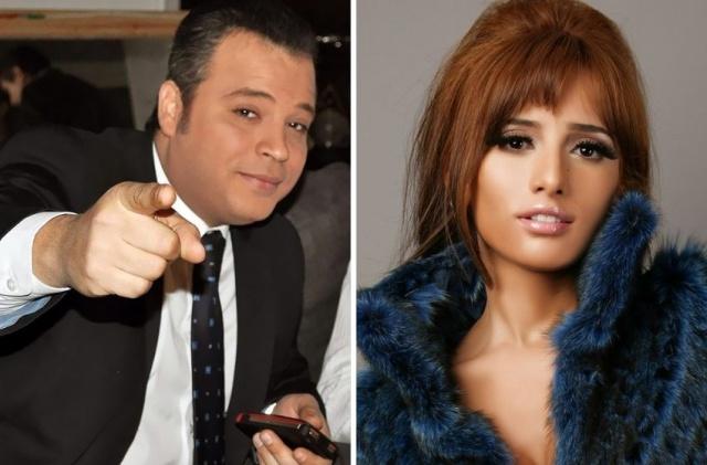 زينة وتامر عبدالمنعم