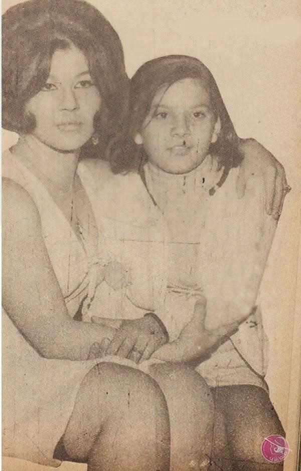 شويكار وابنتها