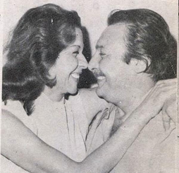 سامية جمال و رشدي اباظة