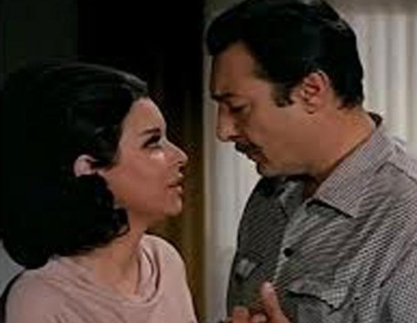 زبيدة ثروت و سعاد حسني - فيلم الحب الضائع
