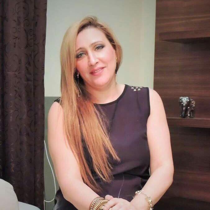 زوجة احمد رزق