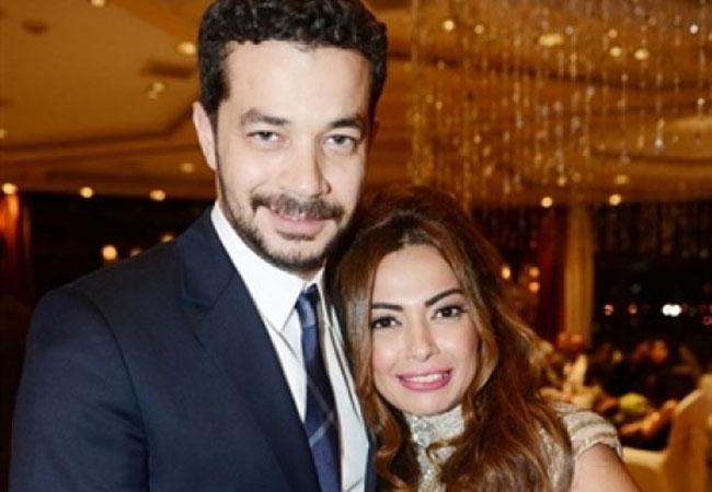 داليا مصطفى و شريف سلامة - بارزة