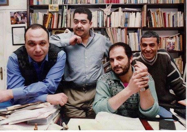 خالد الصاوي و خالد صالح