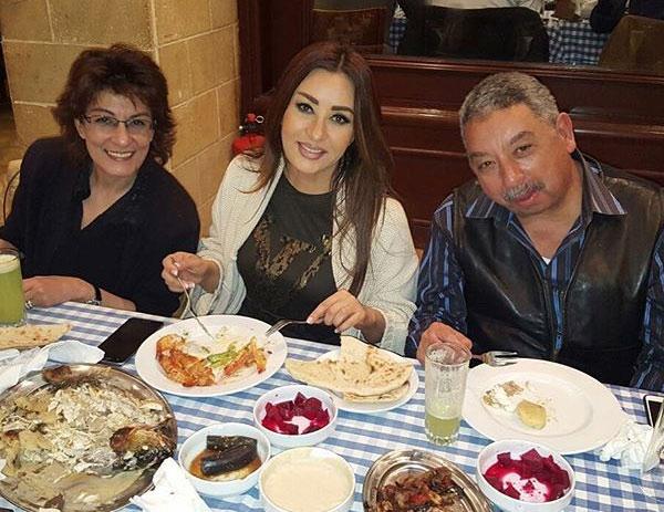 سماح انور و سمير صبري