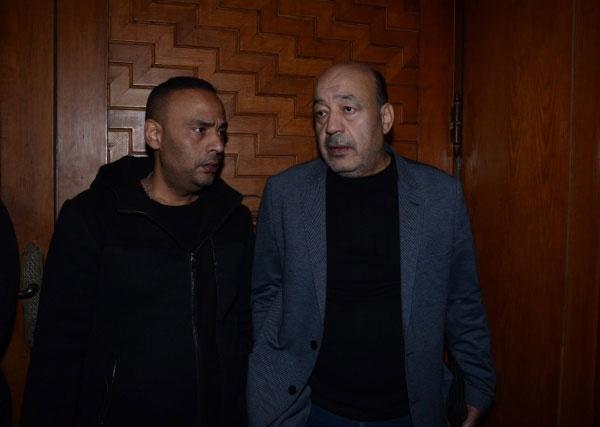 عزاء شقيق صلاح عبدالله
