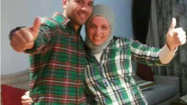 حسن الرداد وشقيقته
