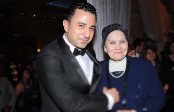 والدة احمد سعيد عبدالغني