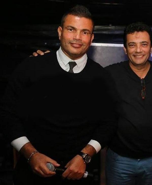 شقيق عمرو دياب