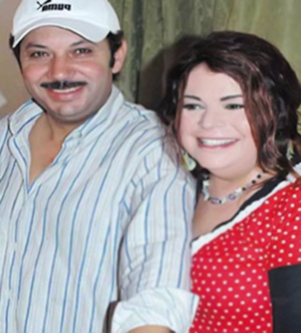 ماجدة زكي و كمال ابو رية