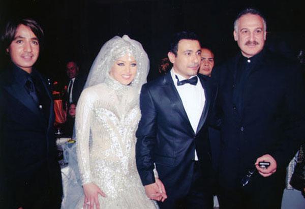 زفاف محمد نجاتي