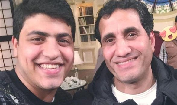 احمد شيبة ونجله