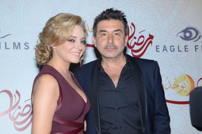 عابد فهد وزوجته زينة يازجي2 - Copy