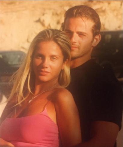 نيكول سابا وزوجها