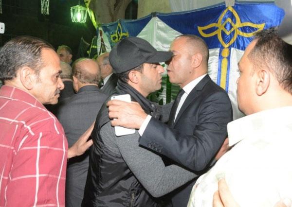 عزاء حما اشرف عبدالباقي