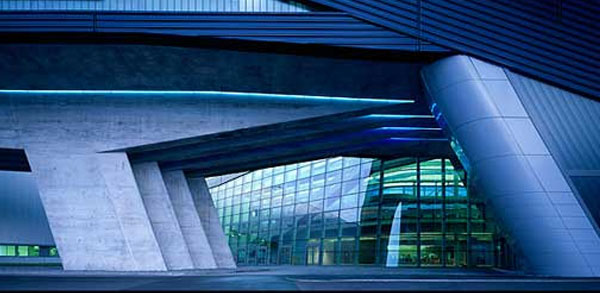 مصنع بي إم دبليو بألمانيا 2005
