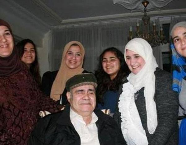 سيد زيان وعائلته