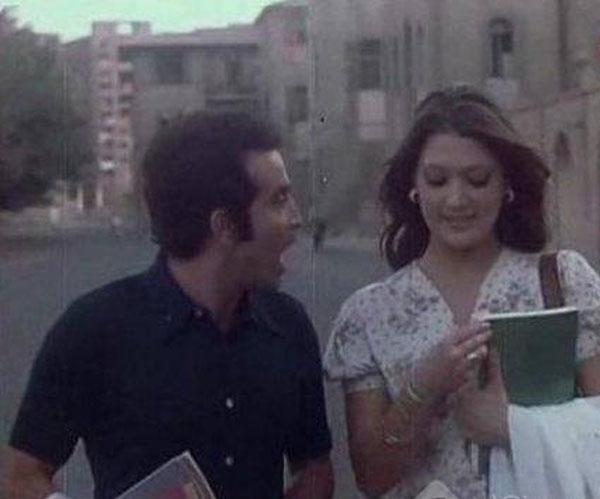 شمس البارودي و حسن يوسف
