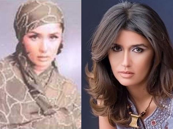 10 فنانات تخلين عن الحجاب من أجل الفن.. تعرف عليهن بالصور