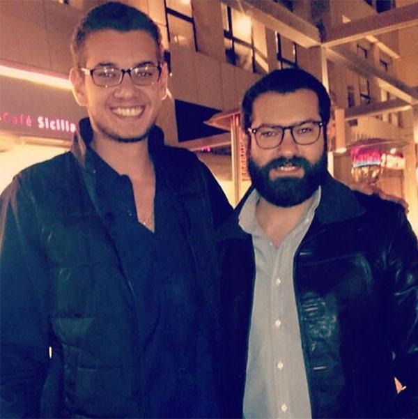 شقيق عمرو يوسف