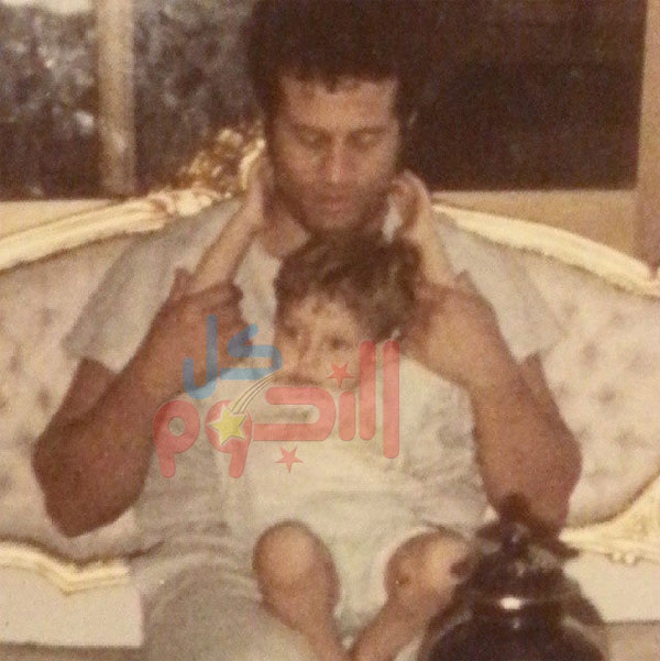 ماجد المصري ينشر صورة نادر له منذ 20 عام