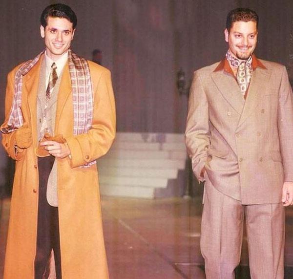 احمد عز و تامر هجرس