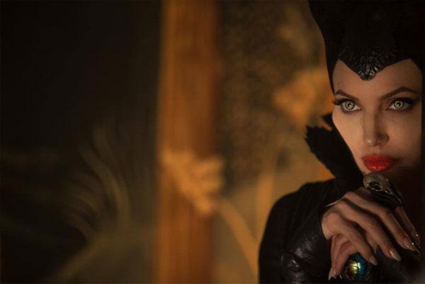 انجلينا جولي في فيلمها الجديد