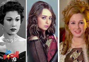 نجلاء فتحي و برلنتي عبدالحميد و هبة مجدي - بارزة