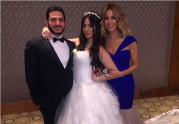 زفاف كريم السبكي و شهد حسن رمزي - بارزة