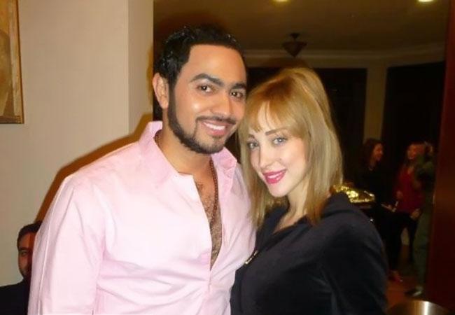 بسمة بوسيل و تامر حسني  - بارزة