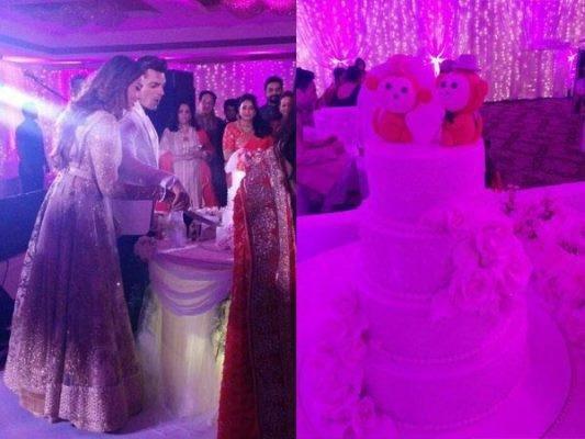 زفاف بيباشا باسو وكاران سينغ