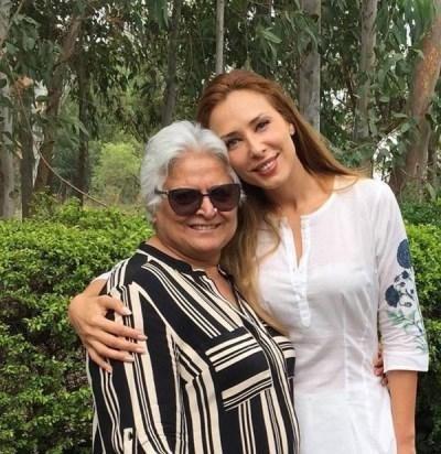 سلمان خان والعارضة يوليا فانتور