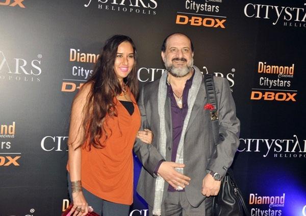 حفل افتتاح سينما diamond