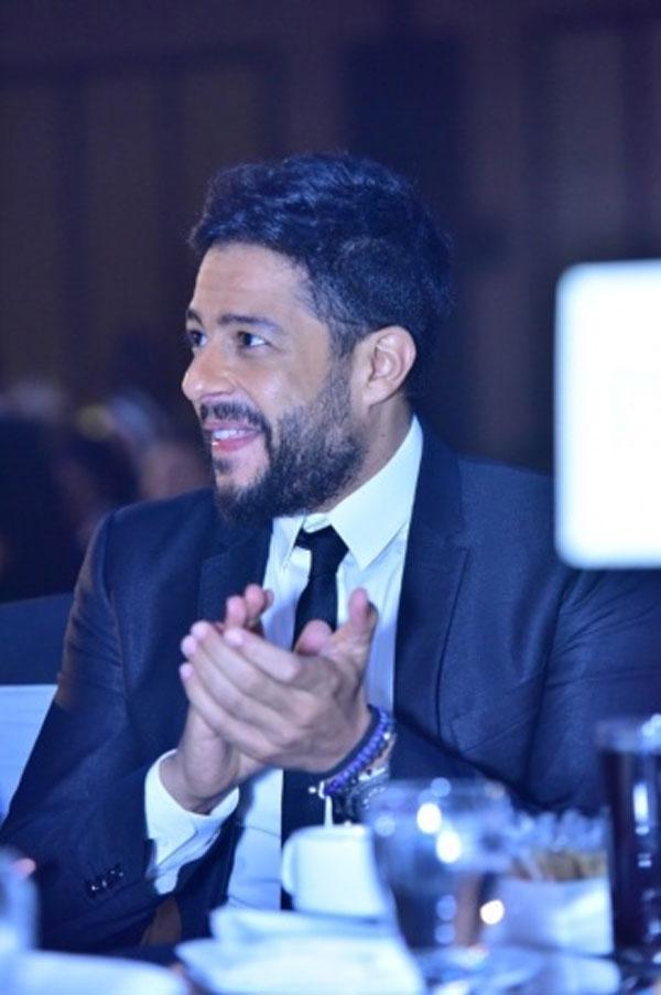 حفل تكريم محمد حماقي