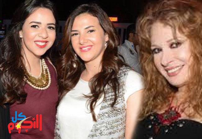 دنيا و ايمي سمير غانم و نيللي  - بارزة