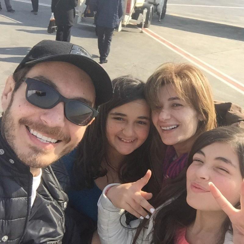 ملك احمد زاهر وليلى احمد زاهر