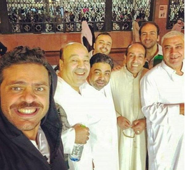 احمد صيام و حجاج عبدالعظيم