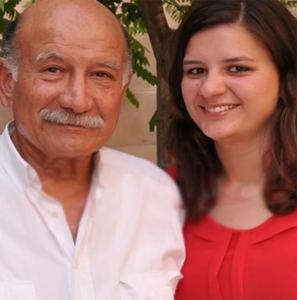 ابنة احمد خليل